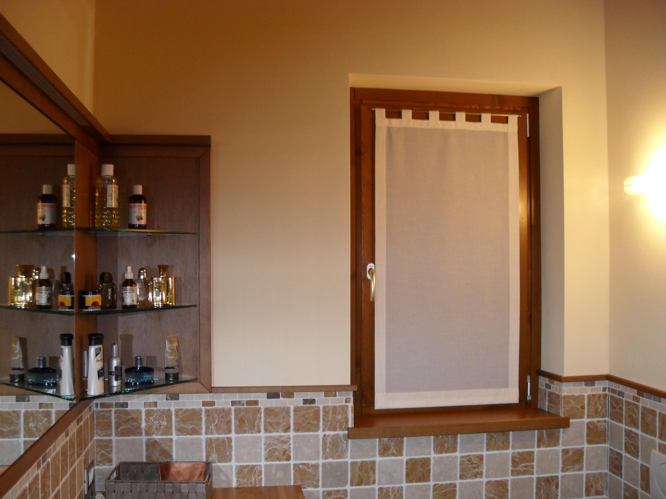 Prodotti tessilcasa arreda correda - Tende a vetro per bagno ...
